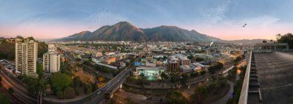 Gustavo Moser panoramic visual image