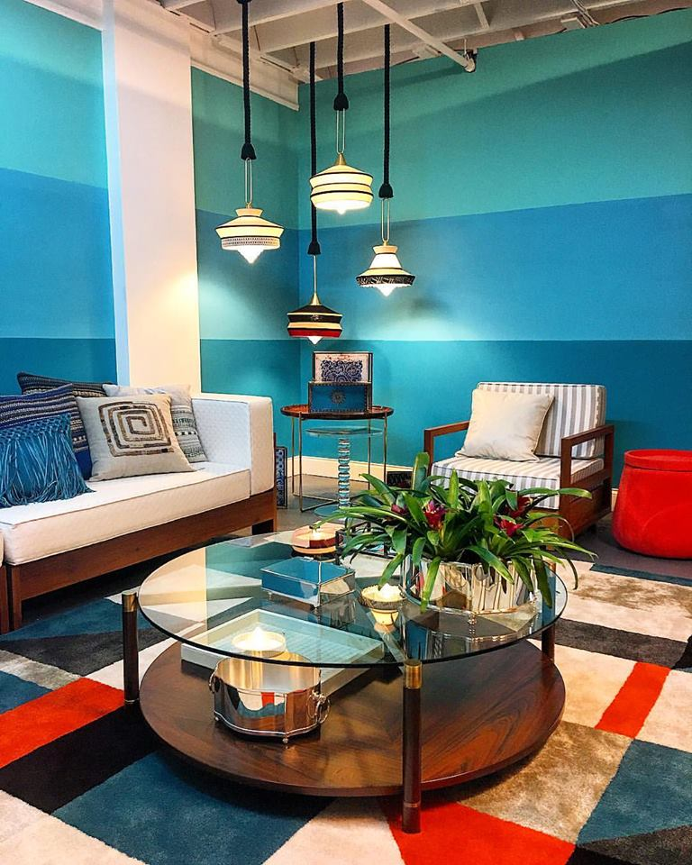 No Borders For Design - NBFD showroom is your destination for luxurious Brazilian furniture and accessories, located in The Miami Design District.