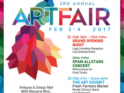 Bigger & Better: El Portal's 3rd Annual Art Fair