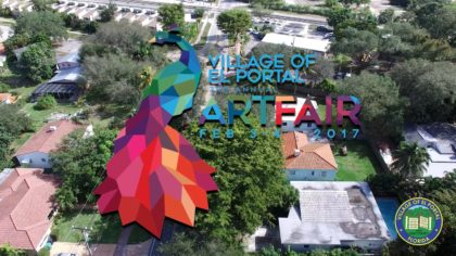 Watch El Portal Art Fair's Eye-Catching Video Invite