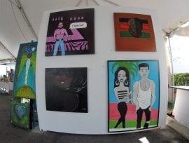 #ElPortalArtFair Artist's Testimonial: Terry Barnes
