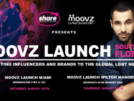 Share Media Agency Announces Its Partnership with Moovz - The Global LGBT Network
