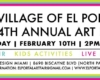 Call For Artists: Showcase Your Work At the El Portal Art Fair