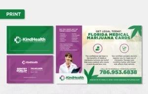 print design, graphic design, miami agency, medical marijuana